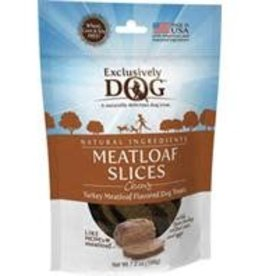 Chewy Meatloaf Slices Dog Treats