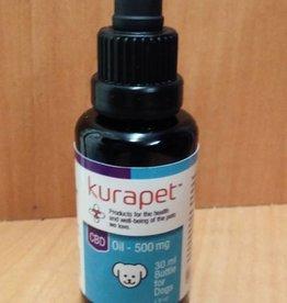 Kurapet 1oz  500 mg Hemp Oil  for Dogs