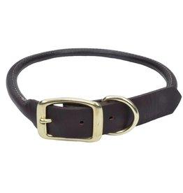 Circle T Latigo Leather Round Collar
