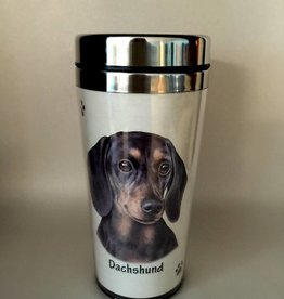 Pet Tumbler-Dachshund, Black