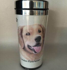 Pet Tumbler-Golden Retriever