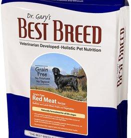 Best Breed Grain Free Red Meat Formula-4 lbs