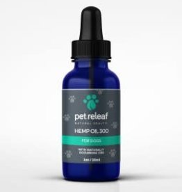 Pet Releaf Hemp Oil 700  1 oz 200 mg CBD for Dogs