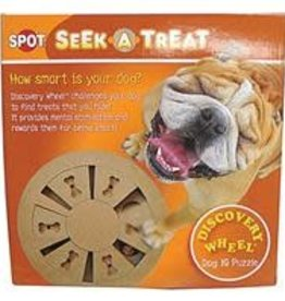 Seek-A-Treat Discovery Wheel Puzzle