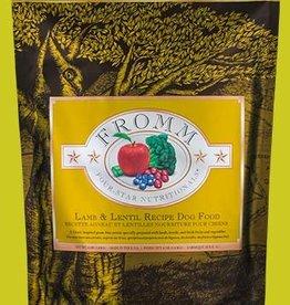 Fromms 4lb Dog Food - Lamb & Lentils