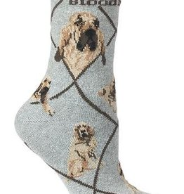 Bloodhound Socks