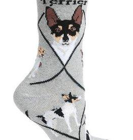 Rat Terrier Socks