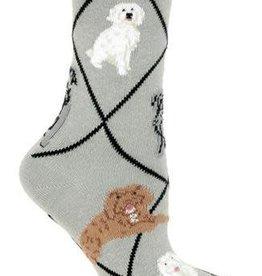 Schnoodle Socks