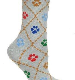 Dog Paws Socks