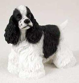 My Dog Small - Cocker Spaniel, Black & White