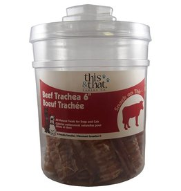 "6"" Beef Trachea"