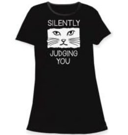 Silently Judging You Sleepshirt