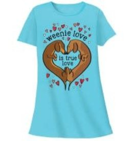 Weenie Love Sleep Shirt