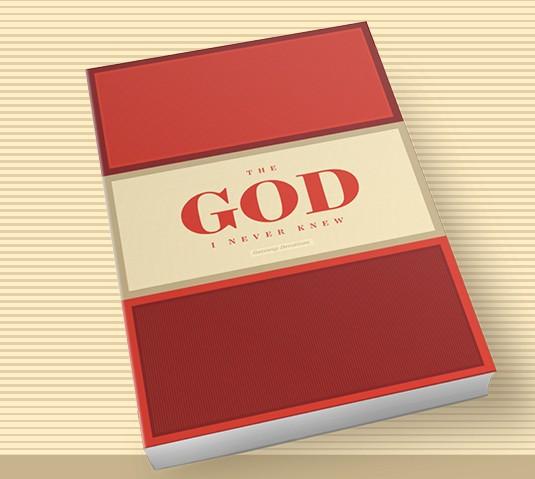 GATEWAY PUBLISHING The God I Never Knew 2016 Devotional