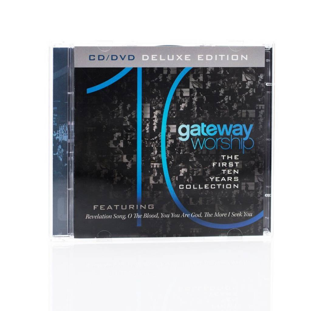 GATEWAY PUBLISHING First 10 Years CD+DVD