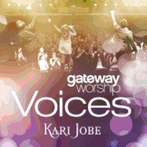 Gateway Worship Voices: Kari Jobe CD+DVD