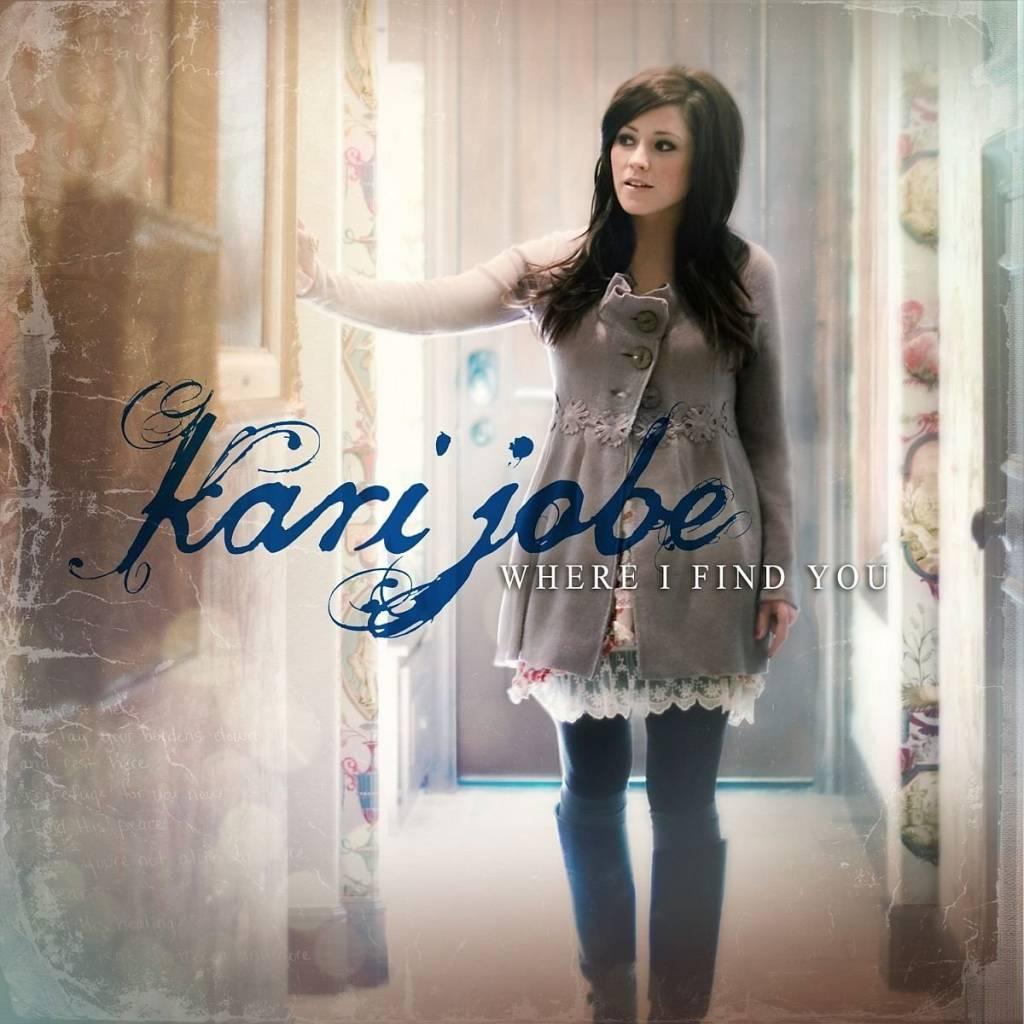 MUS WAREHOUSE OVERSTOCK Kari Jobe: Where I Find You CD