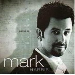 Mark Harris: Line Between the Two CD