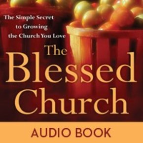 Blessed Church Audiobook CD