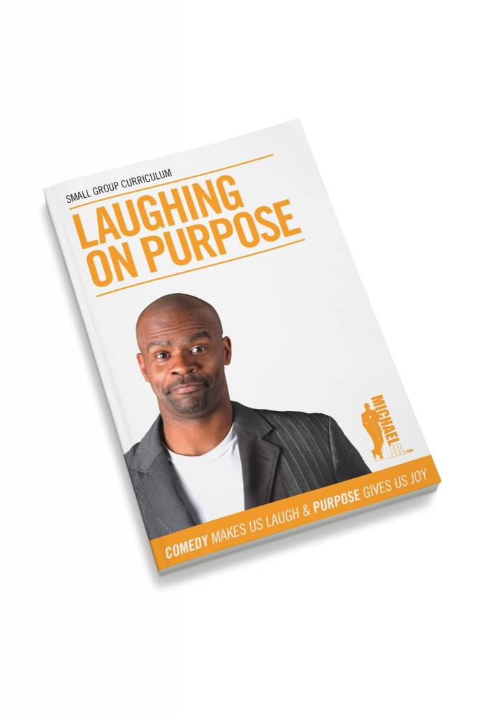 GATEWAY PUBLISHING Michael Jr Laughing on Purpose Study Guide