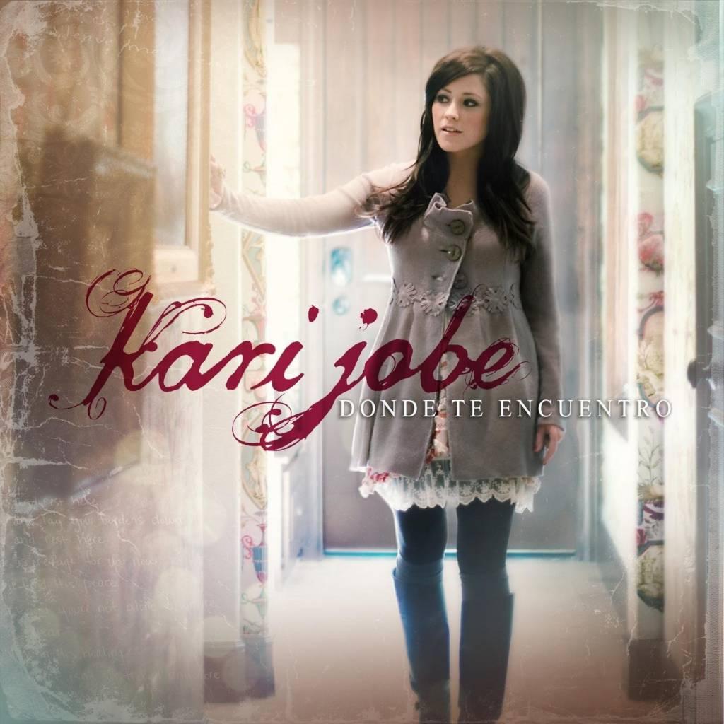 CAPITOL CHRISTIAN Kari Jobe: Where I Find You Spanish CD