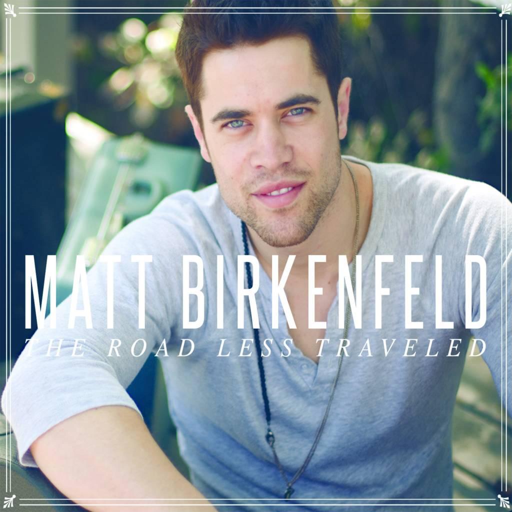 Author Matt Birkenfeld: Road Less Traveled CD