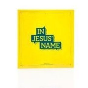 In Jesus Name Devotional Music CD - 40% OFF