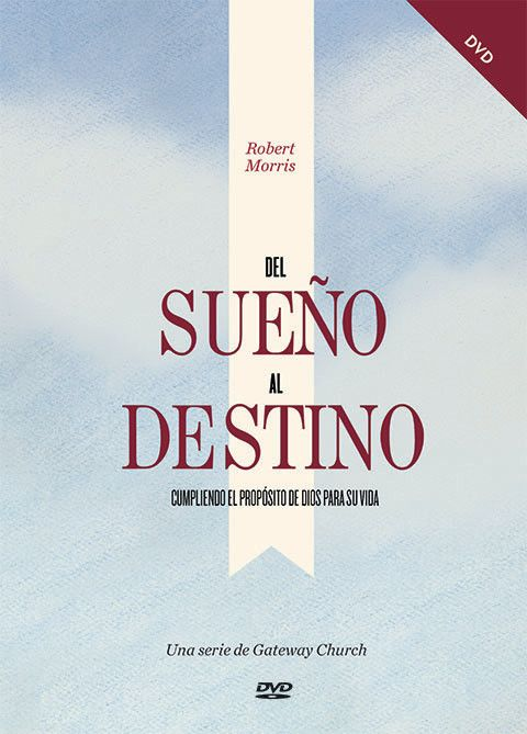 GATEWAY CHURCH From Dream to Destiny Spanish 2011 DVDS**