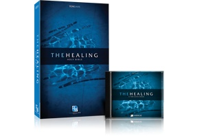 Author Amber Rose: Healing Bible HB + CD