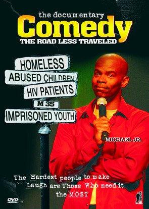 Author Michael Jr: Road Less Traveled DVD