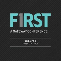 GATEWAY CHURCH First Conference 2013 DVDS - 40% OFF