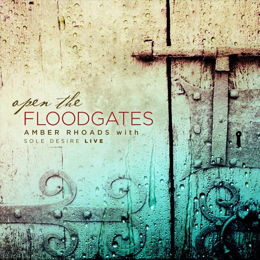 Author Amber Rhoads: Open the Floodgates CD