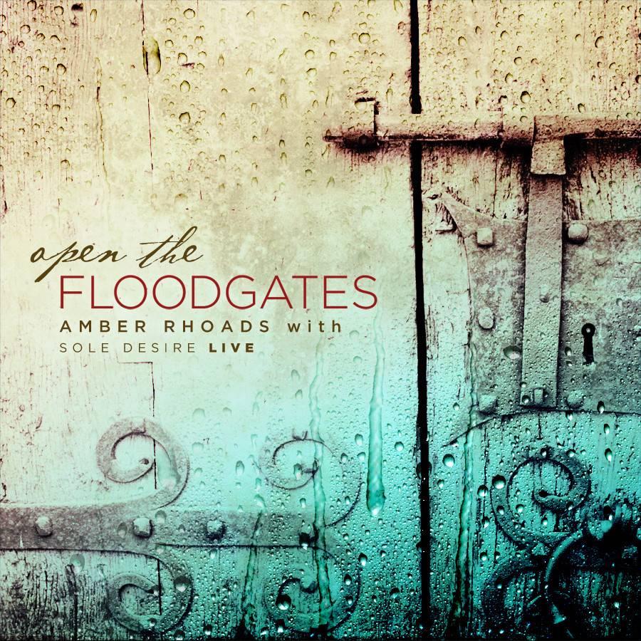 MUS WAREHOUSE CORE Amber Rhoads: Open the Floodgates CD