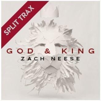 MUS WAREHOUSE OVERSTOCK Zach Neese: God & King Split Trax