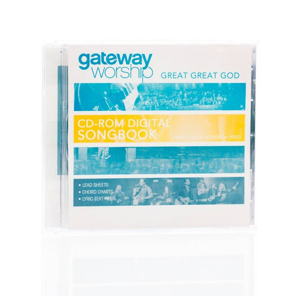 GATEWAY PUBLISHING Great Great God CD Rom