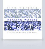 Author Klaus: Healing Waters CD