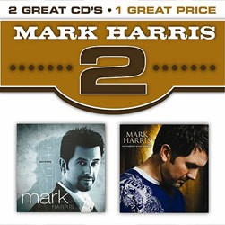 MUS WAREHOUSE OVERSTOCK Mark Harris: Line Between the Two & Windows and Walls 2 CD Set