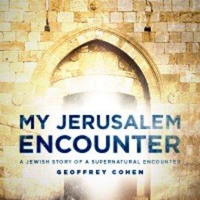 My Jerusalem Encounter DVD