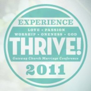Thrive! 2011 DVDS