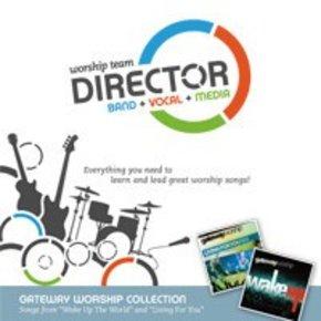 Worship Team Director GWC Set  - 40% OFF
