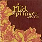Author Rita Springer: Worth It All CD