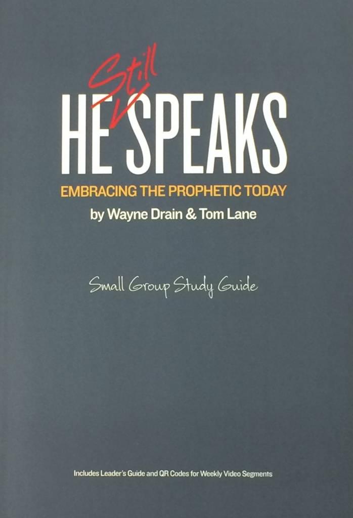 GATEWAY PUBLISHING He Still Speaks SG+DVD