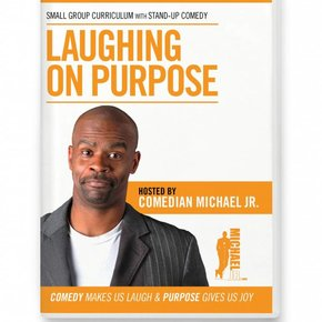 Michael Jr Laughing on Purpose Small Group Curriculum
