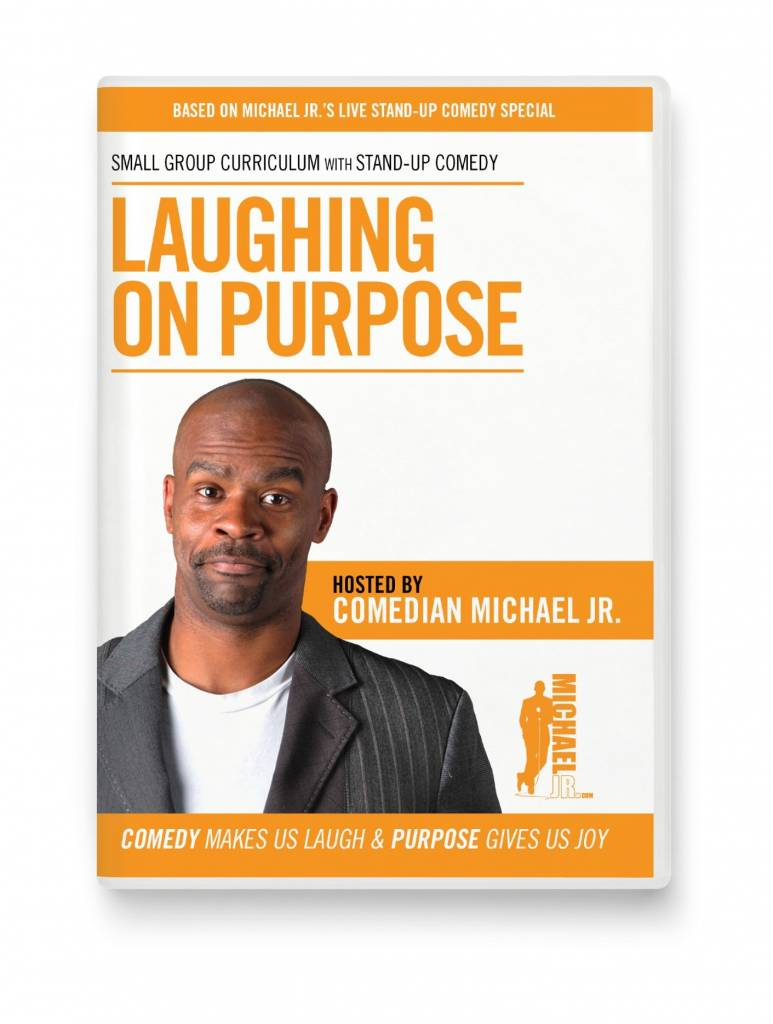 GATEWAY PUBLISHING Michael Jr Laughing on Purpose Small Group Curriculum