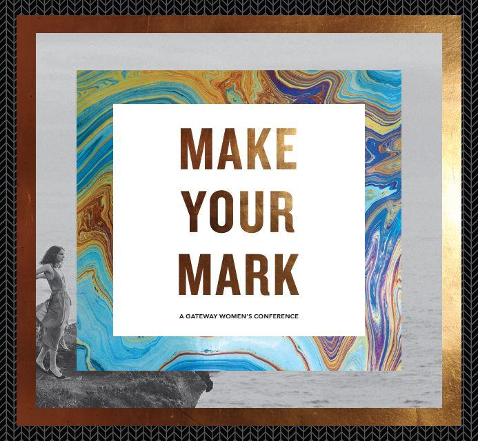 GATEWAY CHURCH Pink Impact 2017 Make Your Mark CDS **PRE-ORDER**