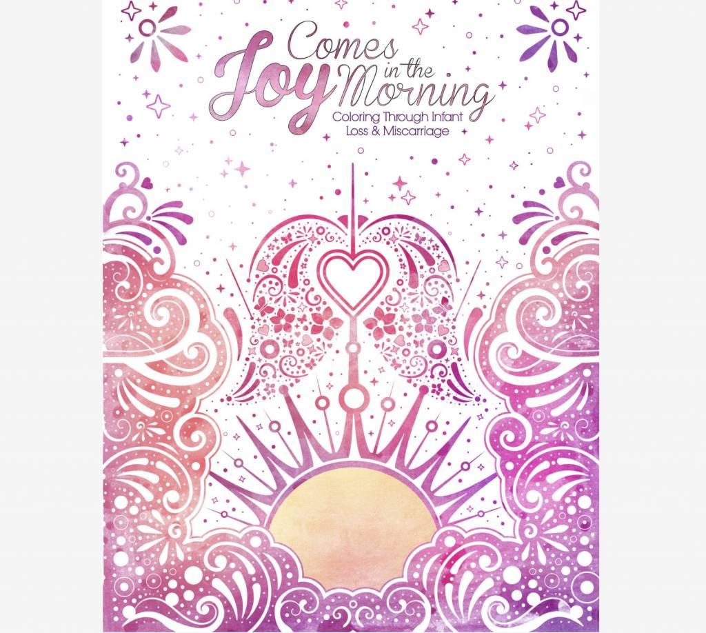 GATEWAY PUBLISHING Joy Comes In the Morning Coloring Book