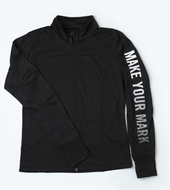 Running Jacket - Make Your Mark