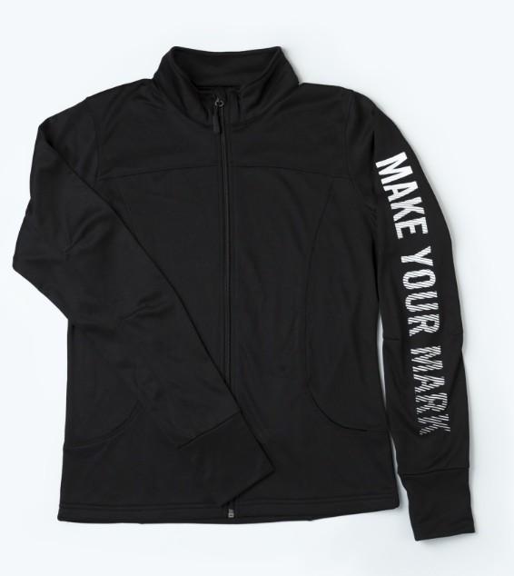 Running Jacket - Make Your Mark