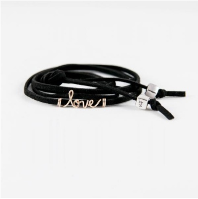 Wired for Freedom Choker - Love