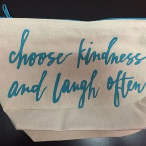 Makeup Bag - Choose Kindness